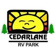 Cedarlane RV Park logo