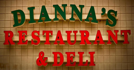 Dianna's Deli & Restaurant logo