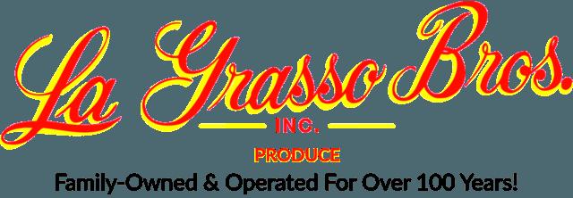 La Grasso Bros. Inc. Produce logo