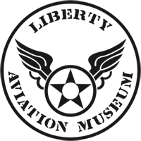 Liberty Aviation Museum logo