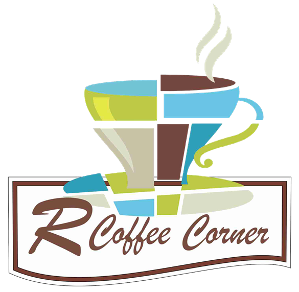 R Coffee Corner Logo